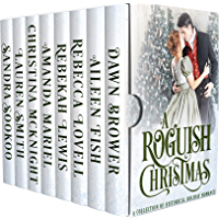 A Roguish Christmas: A Historical Holiday Collection