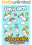 How to Draw Unicorn: Let's Draw And Color Unicorn Colouring in Stimulates Creative Thinking + Easy Pictures For Sketching by Novice Artists This Book is a Gift That's Great for Girls of All Ages