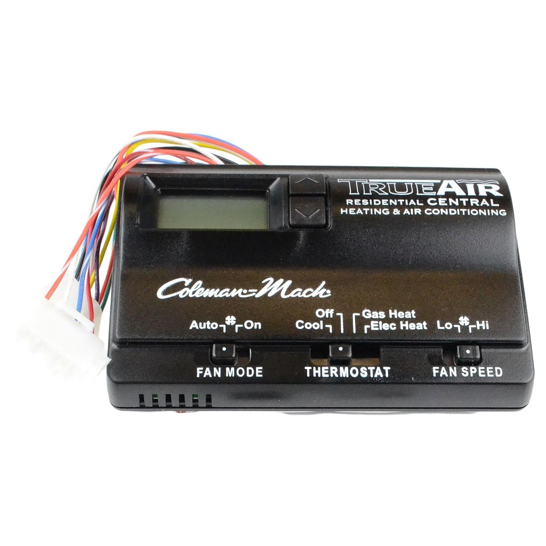 Coleman 6535 3442 Thermostat Black Automotive Rv Mach 3 Wiring