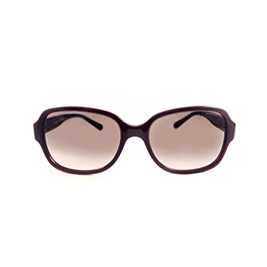 b32db07a7d50 Amazon.com  COACH Women s 0HC8241 Dark Tortoise Dark Grey Solid One Size   Clothing