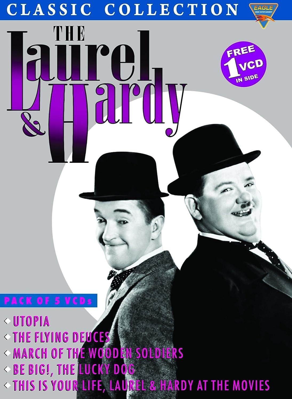 Laurel And Hardy Movie Pose Unisex Messenger Shoulder Bag