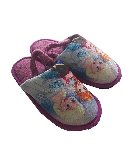 immagini dettagliate vendita economica ordine De Fonseca Pantofole Antiscivolo Bambina con Elastico Art ...