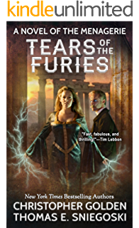 Tears of the Furies (A Novel of the Menagerie)