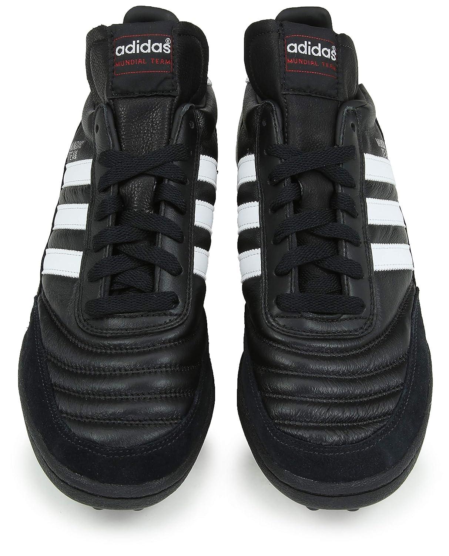 Adidas Unisex-Erwachsene Mundial Team Fußballschuhe, Fußballschuhe, Fußballschuhe, Schwarz (schwarz Running Weiß Ftw rot), 40 2 3 EU 8fab9b