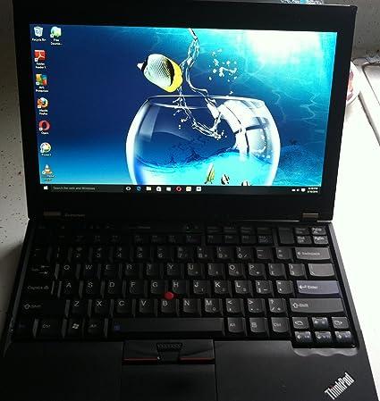 Lenovo ThinkPad X220 42872WU 12 5-Inch Notebook Computer (Intel Core  i5-2520M,4GB RAM, 320GB HD, Windows 7 Professional), Black