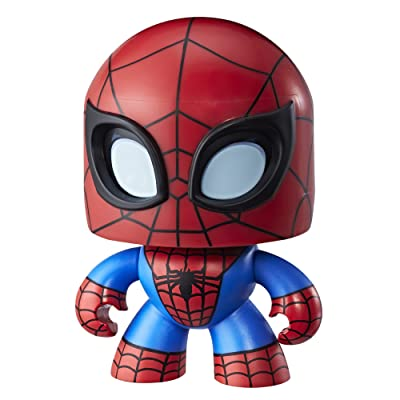 Marvel Classic E2164ES0 Mighty Muggs Spider-Man No.4 Figure: Toys & Games [5Bkhe1104096]