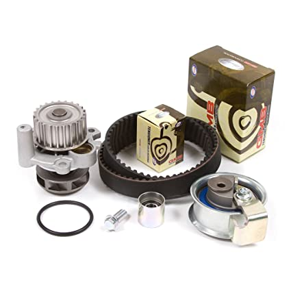 01-06 Audi Volkswagen Turbo 1.8 DOHC 20V Timing Belt Kit Water Pump