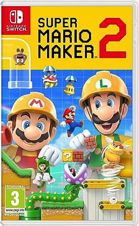 Super Mario Maker 2: Nintendo Switch: Nintendo: Amazon.es ...