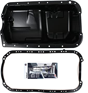 Oil Pan for Honda Accord 98-02 Steel Includes Drain Plug and Drain Plug Seal