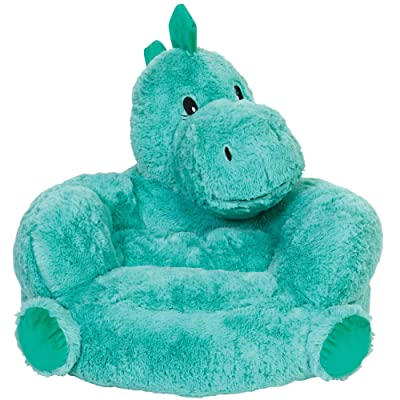 Children's Plush Dinosaur Character Chair for Kids and Toddlers : Baby