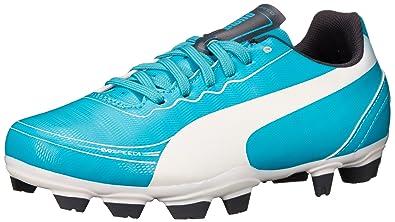 b5abf7e7152 PUMA Evospeed 5.2 Firm Ground JR Soccer Shoe (Little Kid Big Kid)