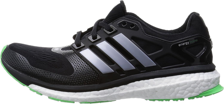 adidas Los zapatos corrientes de funcionamiento de la energía Boost Esm 40 Eu para Negro 6.5 Reino Unido: Amazon.es: Zapatos y complementos