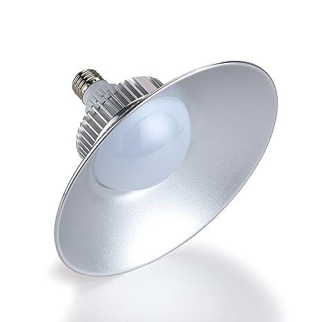 Keystone 1500 Lumen Led Utility Bulb With Hood 20w