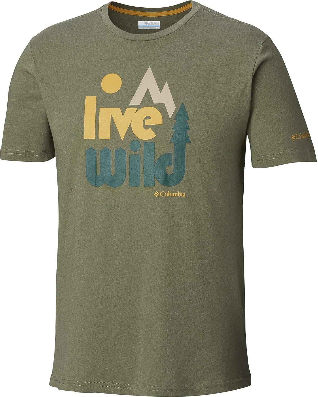 Columbia Terra Vale T-Shirt Herren