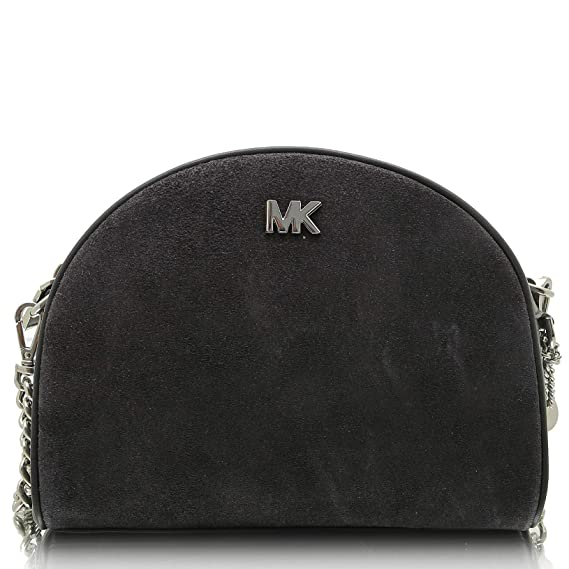 3717368c8f1a Michael Kors - Mid Half Moon Crossbody Bag