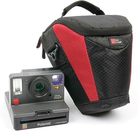Travel case co2CREA Duro Viaggio Caso Copertina per Polaroid Originals 9009//9008//9003//9002 One Step 2 Viewfinder Fotocamera