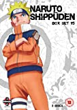 Naruto Shippuden Box 15 (Episodes 180-192) [DVD]