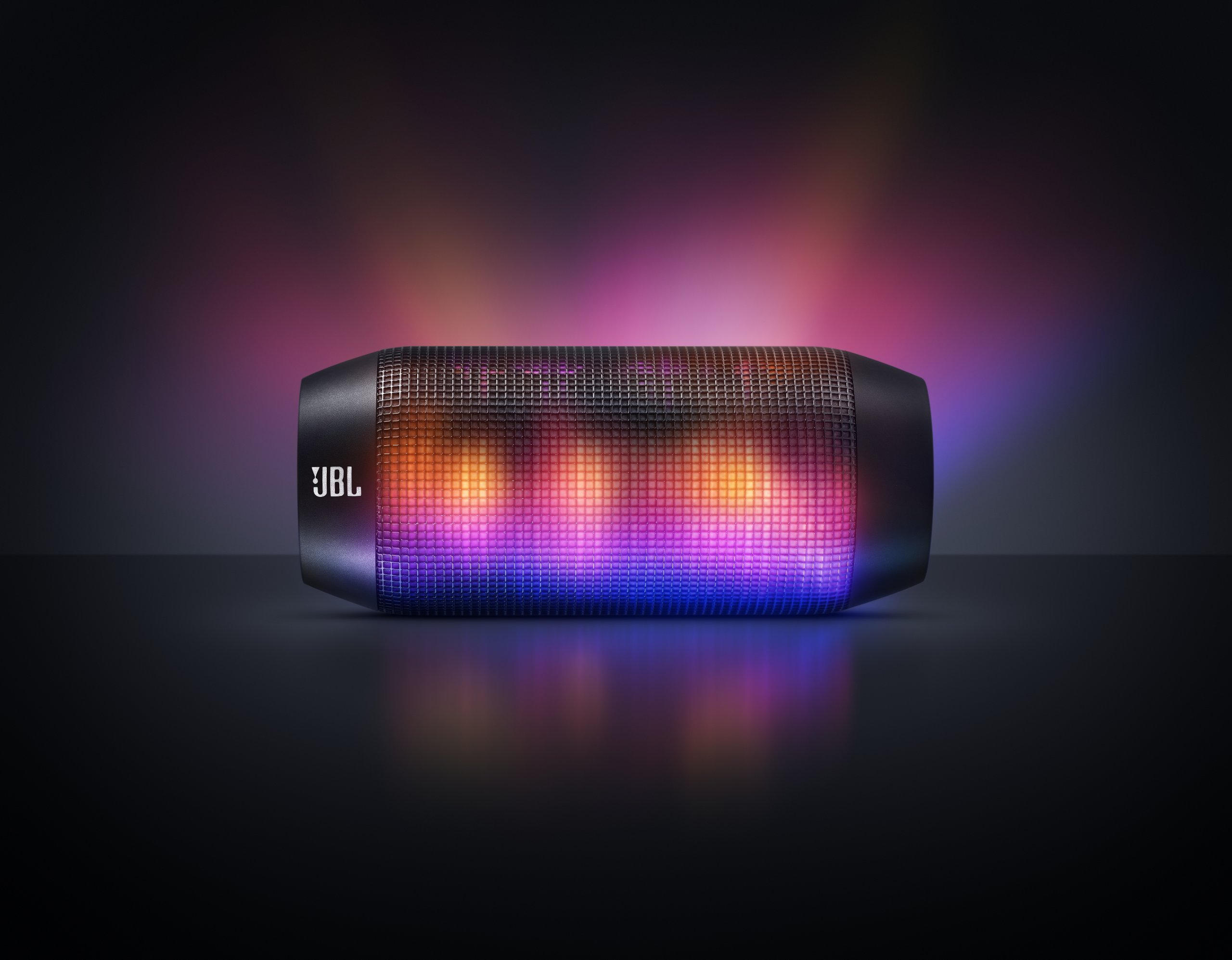 JBL Pulse Wireless Bluetooth Speaker with LED lights and NFC Pairing (Black) by JBL (Image #12)