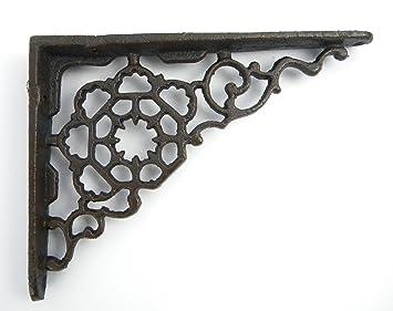 Winkel Wandhalterung Regalhalterung Eisen Antik Rustikal Fur