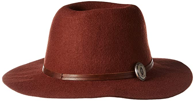9436473632f29 Frye Headwear Women s Felt Dented Crown Table Top Brim at Amazon ...