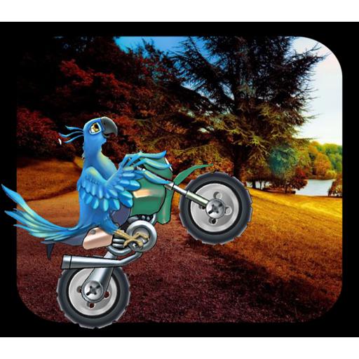 (Moto Racing : Parrot)
