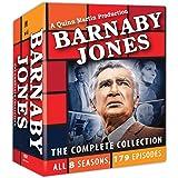Barnaby Jones Complete Collection 8 Seasons 179 Episodes