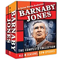 Barnaby Jones Complete Collection