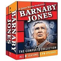 Barnaby Jones Complete Collection