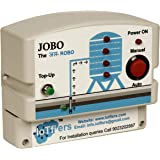 IoTfiers Fully Automatic Water Plastic Level Controller with Level Indicator (White, 5 SS Sensors Included)