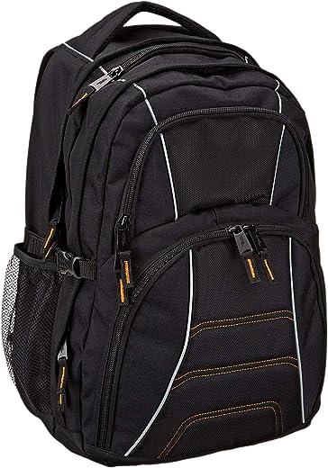 AmazonBasics Laptop Backpack - Fits Up to 17-Inch Laptops