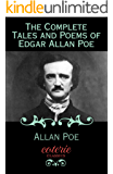 The Complete Tales and Poems of Edgar Allan Poe (Coterie Classics with Free Audiobook)