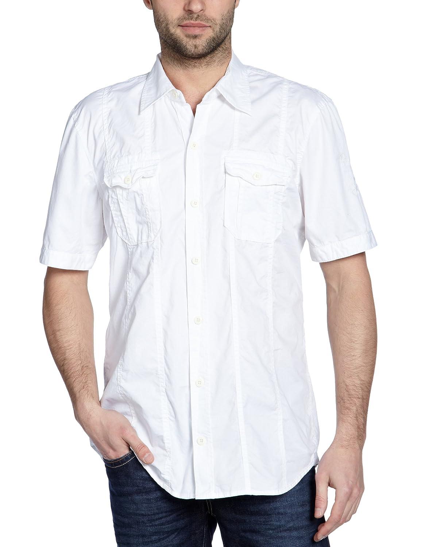 0cff58c30 elegante Lerros - Camisa de manga corta para hombre - diaz-palacios.com