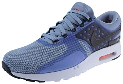 18249c2525 Nike Running Air Max Zero Essential Work Blue Armory Navy Blue Tint Tart,  Groesse: