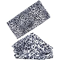 LOOGU Multifunction Seamless Style Bandanna Headwear Scarf Wrap Cool Neck Gaiters. Perfect for Running & Hiking, Biking & Riding, Skiing & Snowboarding, Hunting, Working Out & Yoga for Women and Men