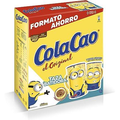ColaCao Original: con Cacao Natural-2,85kg (Batidora Minions)
