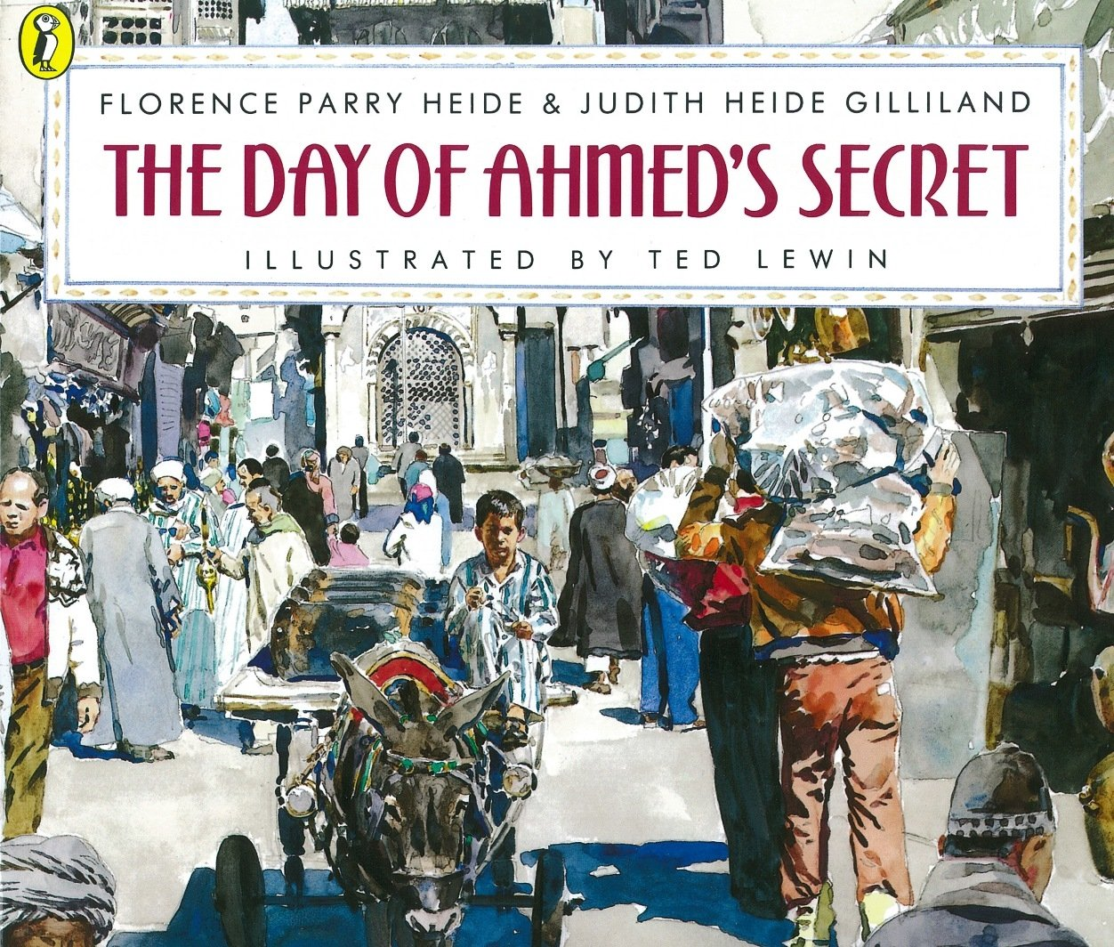 Image result for the day of ahmeds secret