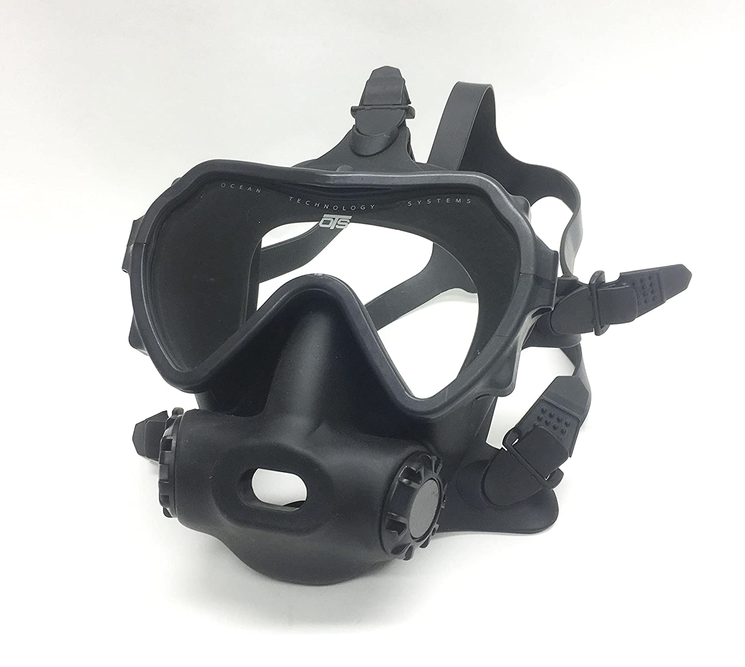Amazon.com : OTS Spectrum Full Face Mask, Black Clear Lens : Sports & Outdoors
