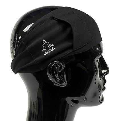 Temple Tape Headbands for Men and Women - Mens Sweatband   Sports Headband  Moisture Wicking Workout Sweatbands for Running c387e9ce8a8