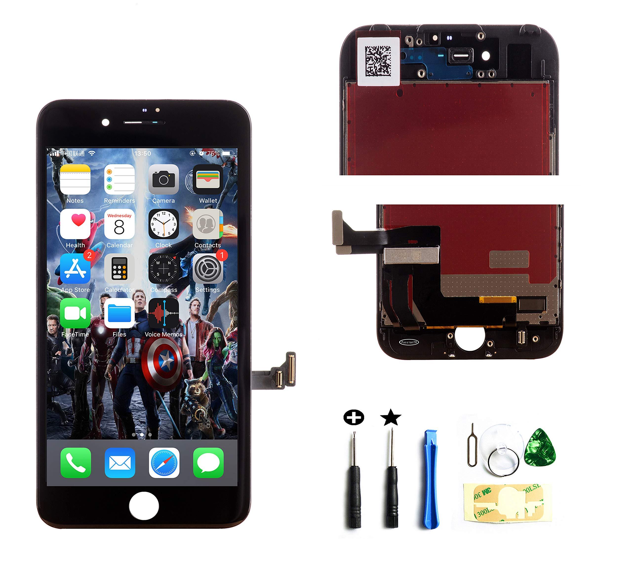 Modulo LCD Negro para IPhone 8 4.7 Inch -644