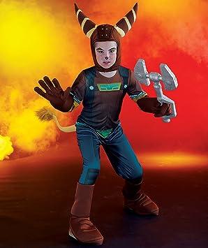 ratchet clank ratchet halloween costume child size medium