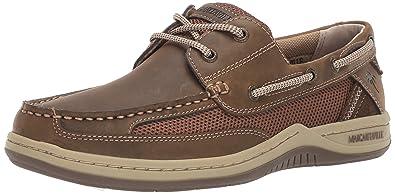 9c26cb308e2e Margaritaville Men's Anchor Lace Boat Shoe