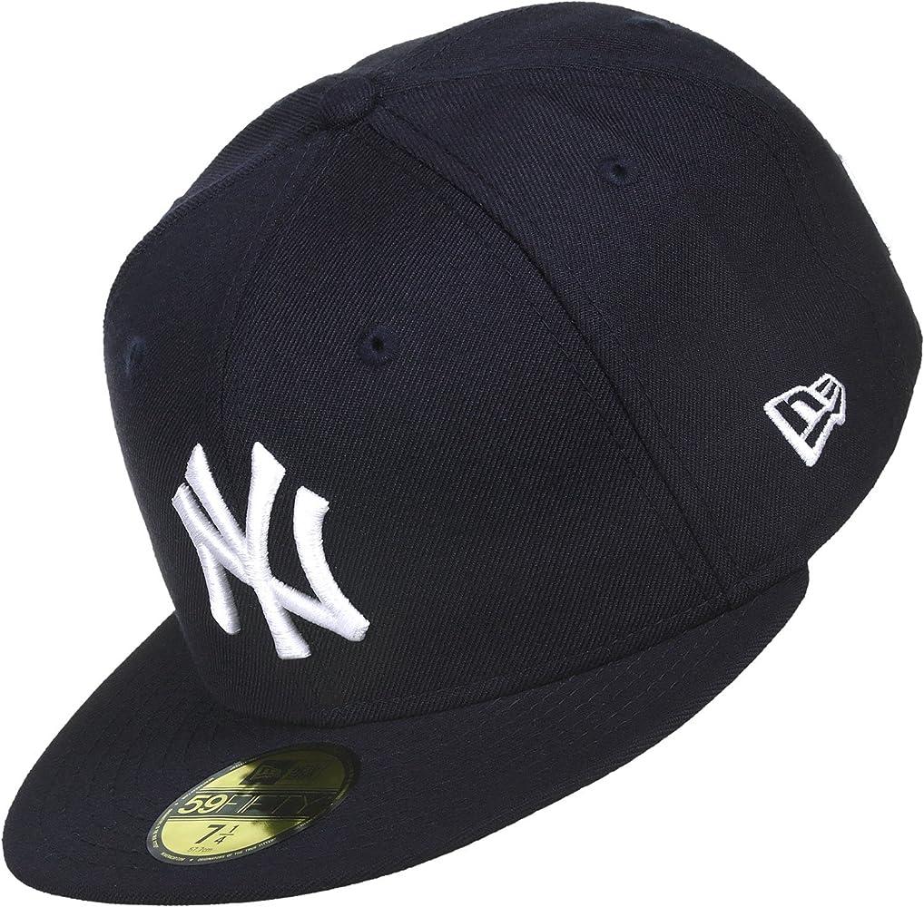 New Era 27 Strike NY Yankees Gorra 7 1/4 navy: Amazon.es: Libros