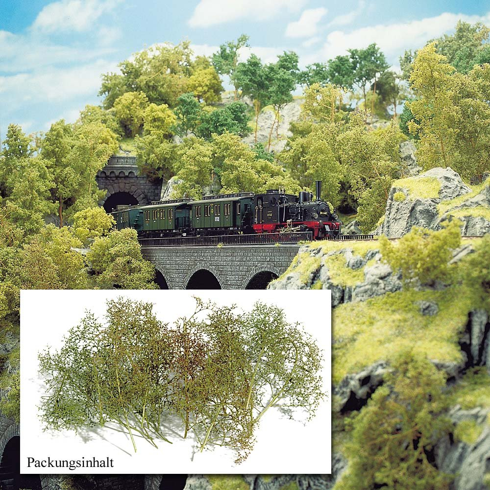 Busch 6801 Kit N TT Natural /árbol HO Z