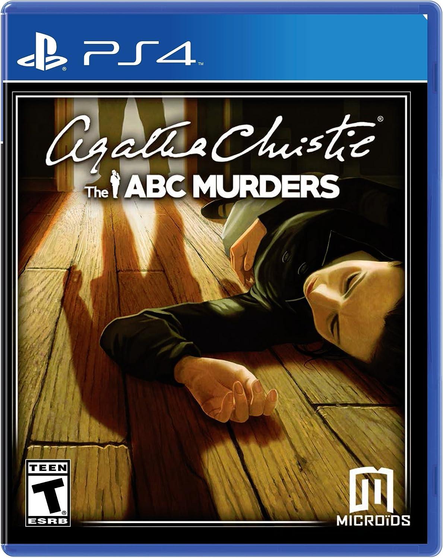 Amazon.com: Agatha Christie - The ABC Murders - PlayStation ...