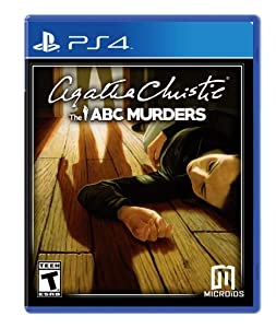 Agatha Christie - The ABC Murders- PlayStation 4