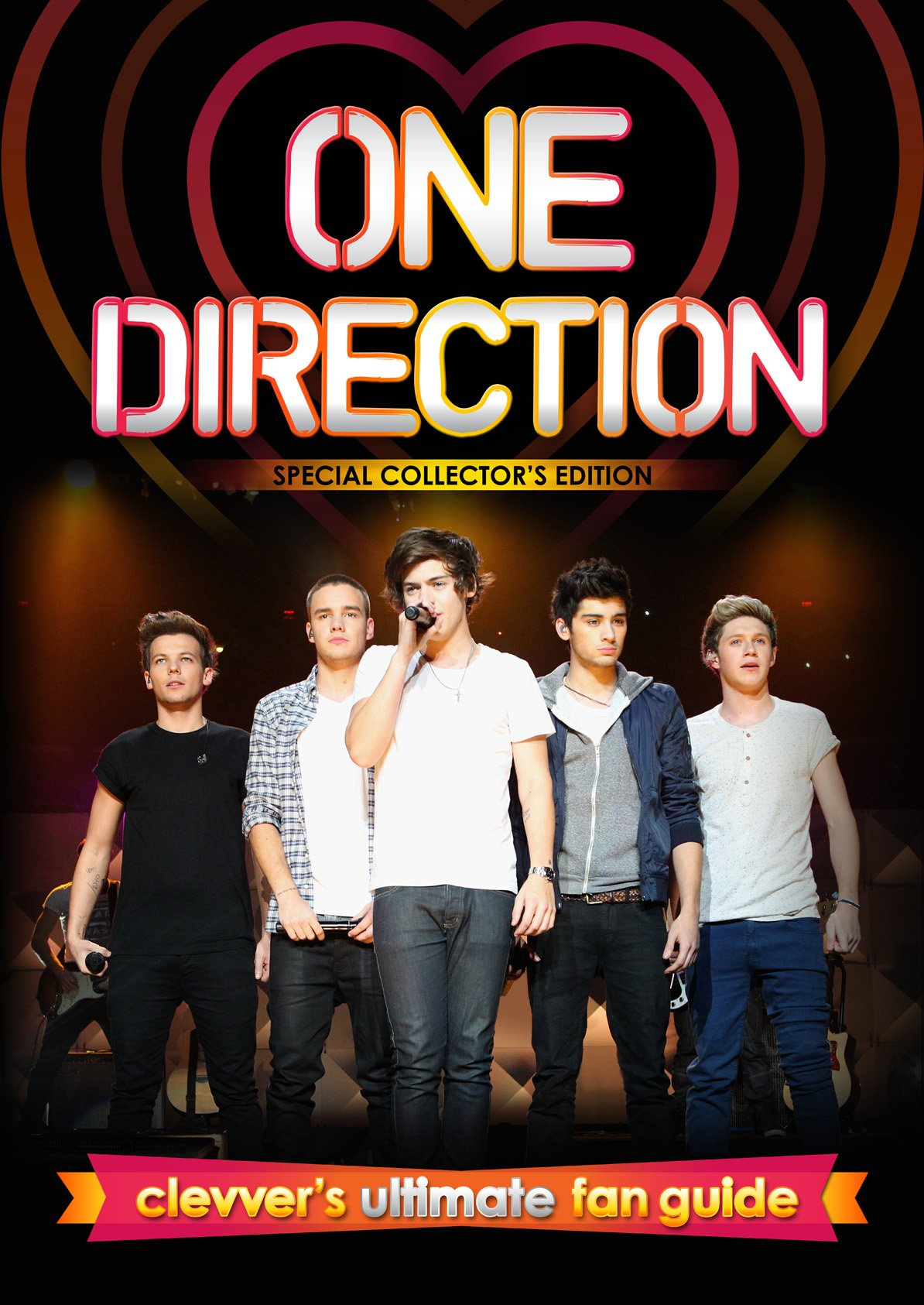 DVD : Joslyn Davis - One Direction: Clevver's Ultimate Fan Guide (DVD)
