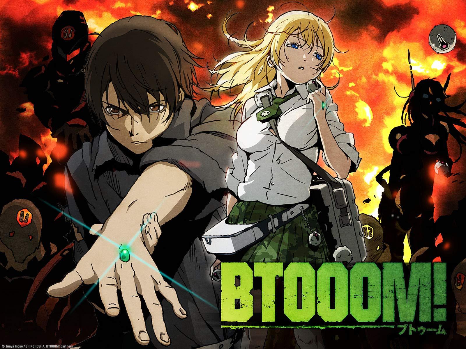 Btooom Season 2 Episode 1
