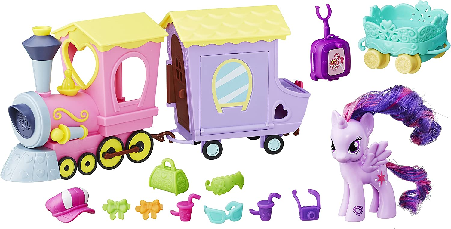 My Little Pony Kids Friendship Express Train