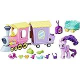 My Little Pony B5363EU4 - Il Treno dei Pony, Multicolore