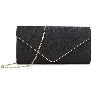 Amazon.com: Nodykka Bolsas de embrague para mujer, bolso de ...